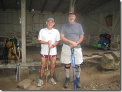 Laverne & James (Lambert's Meadow Shelter)